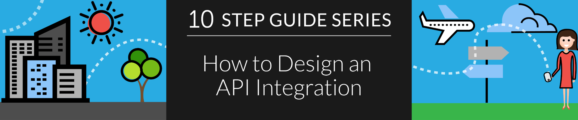 Guide to design an API Integration, reflecting a common pattern for interactive integrations