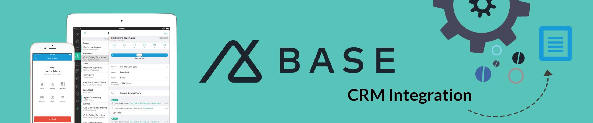 Base CRM API