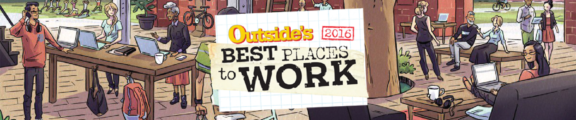 Outside Best Place to Work 2016