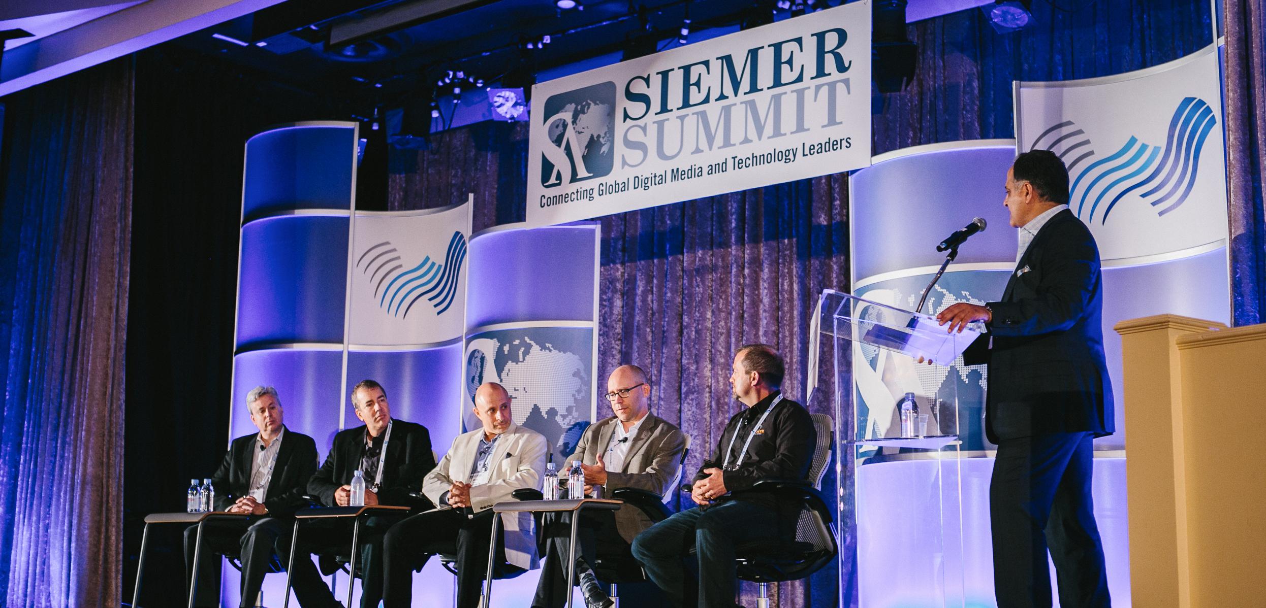 Siemer Summit panel