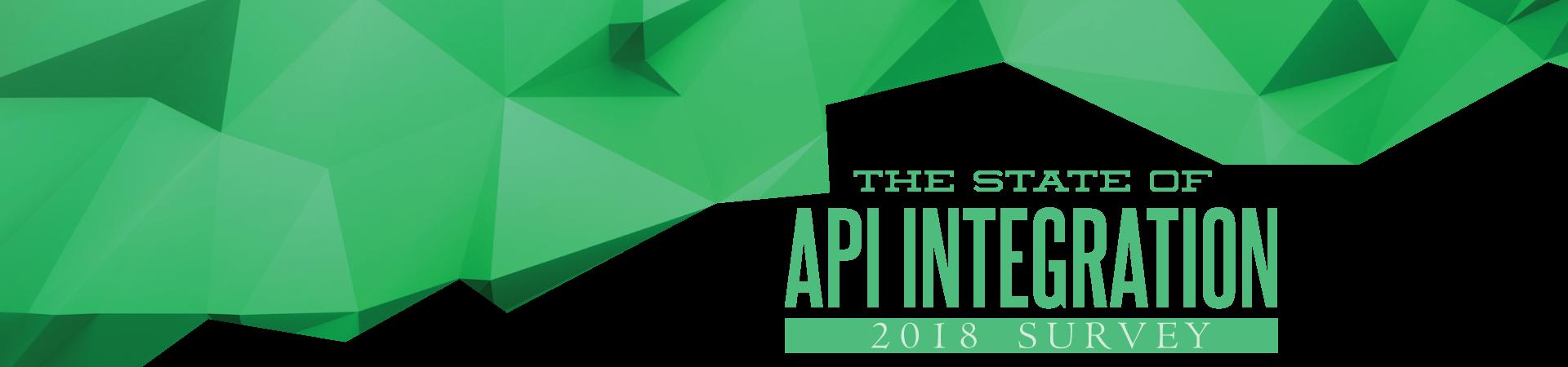 State of API Integration Survey