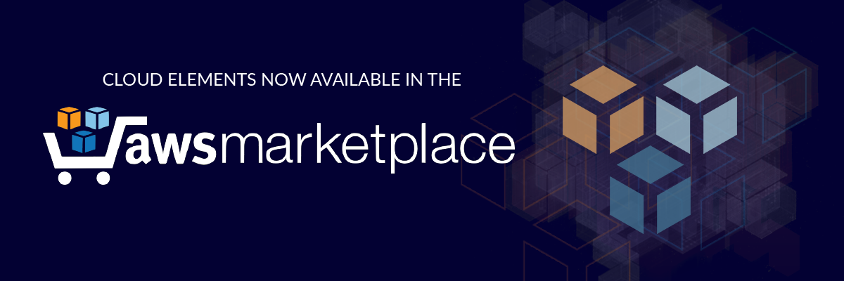 Cloud Elements on AWS Marketplace