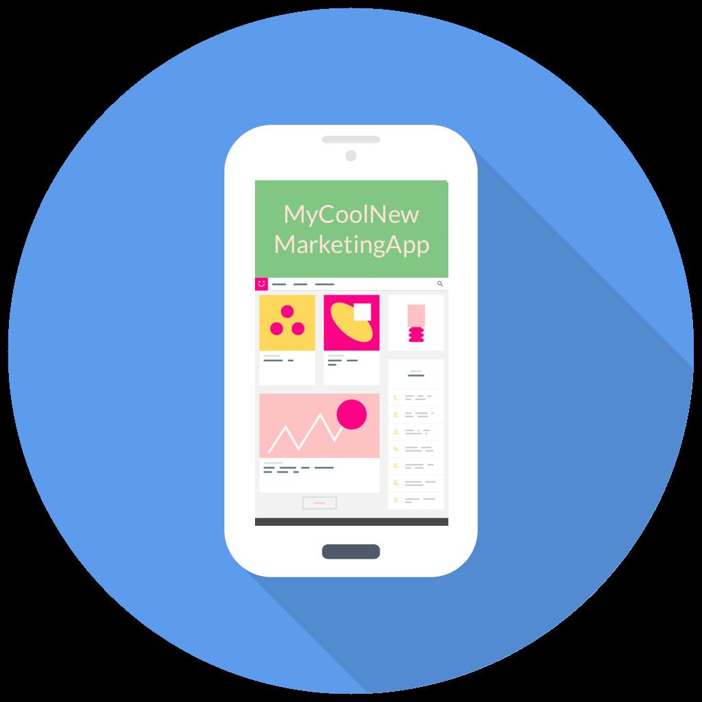Marketing App Webhook Example