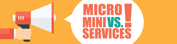 Microservices Miniservices