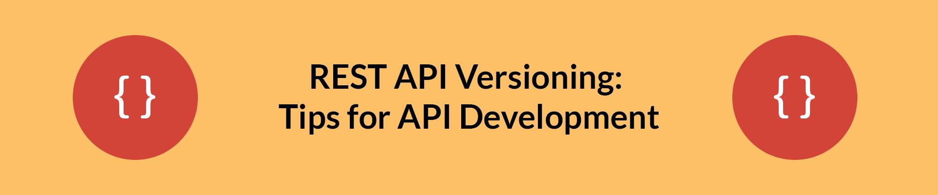 REST API Versioning