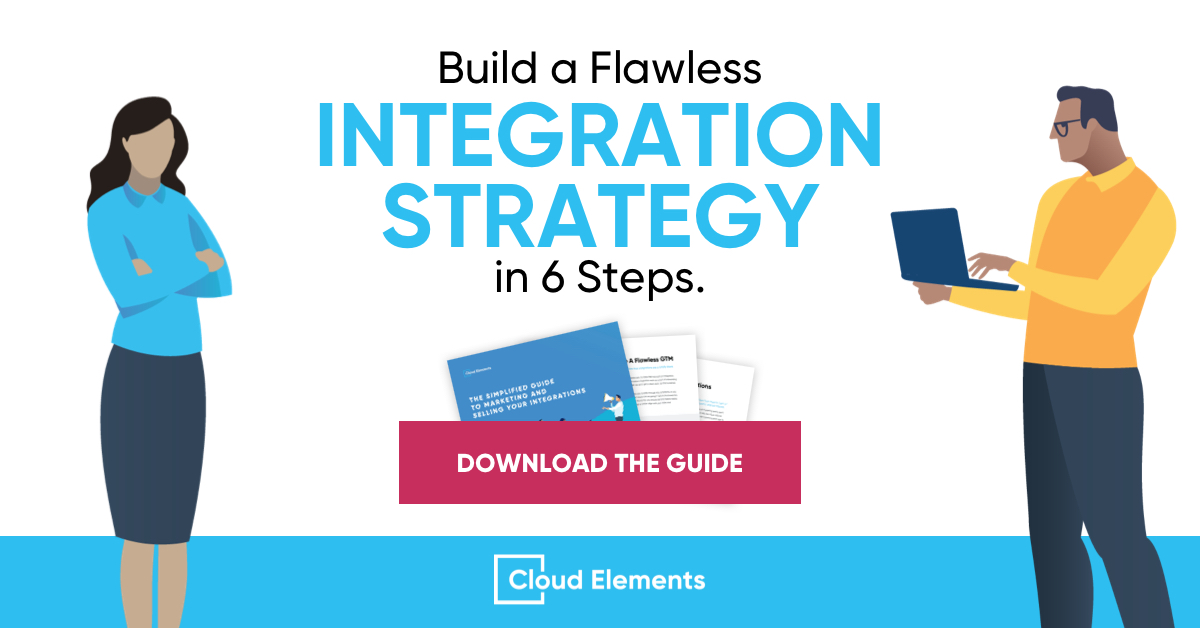 download this guid to learn how to build a flawless integration strategy in 6 steps