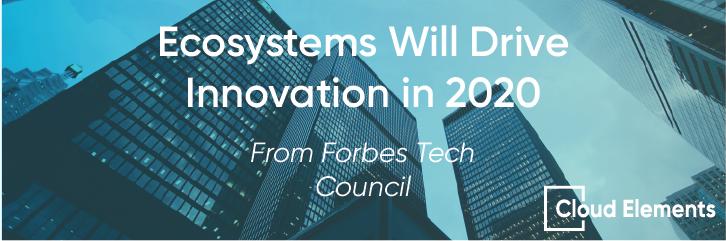application ecosystems innovation